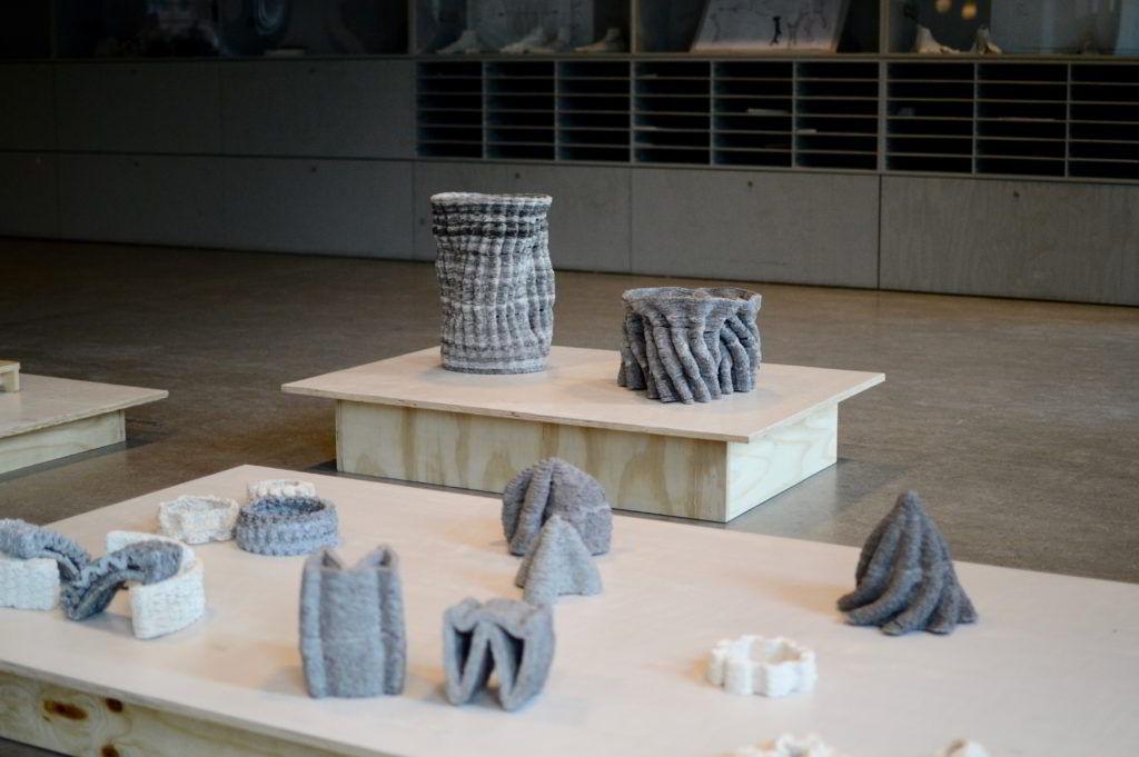 Paper Pulp Printer's creative 3D models