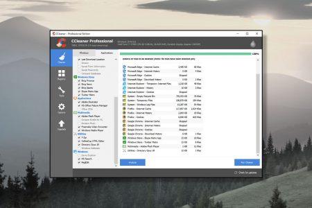 CCleaner 5 61 7392 download information changelog
