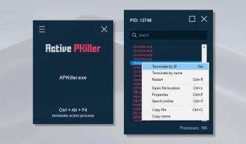 active pkiller screenshot